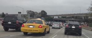 3 Layers of Freeway Traffic