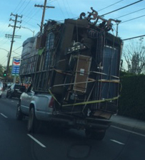 Sanford & Son on Wheels Thank you Ian H. for submitting this photo!
